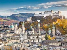 SALZBURG, AUSTRIA Made famous by Mozart (and the Von Trapps), classic Salzburg sits divided by the Salzach River: Its ... - Getty