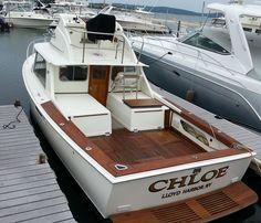 """""""Chloe"""" - Owned by Thomas J Hart Sr., Lloyd Harbor, NY"""