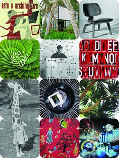 #Eames collage