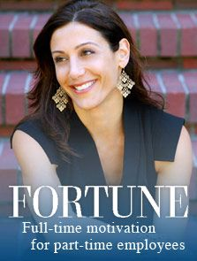 """Fortune Magazine featured Jessica Herrin......  """"Full-time motivation for part-time employees"""" - October 2011  Take advantage of this opportunity now~ it's truly life changing :)"""
