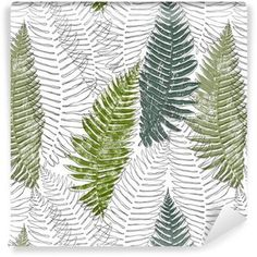 - Buy this stock vector and explore similar vectors at Adobe Stock Leaf Background, Seamless Background, Kitchen Artwork, Different Shades Of Green, Tropical Forest, Ferns, Cactus Plants, Royalty Free Images, Plant Leaves