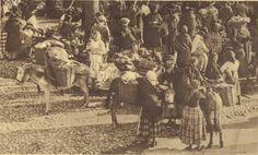 Vallado dos Frades: Mercado de Alcobaça c. 1940