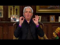 The famous revivalist and televangelist greets Charisma and shares the impact Kathryn Kuhlman had on his later life and ministry. Benny Hinn, Albert Pike, Bible, Youtube, Pastor, Biblia, The Bible, Youtube Movies, Books Of Bible
