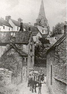 Malmesbury, England 1800's