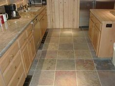 Kitchen Tiling: Brighten Up Your Home With These Ideas - Natural Stone Flooring