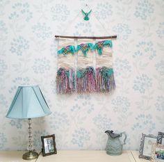 Wallflower Weavings - Woven Wall Art - Hand Made - Weaving - Woven Decor - Tapestry