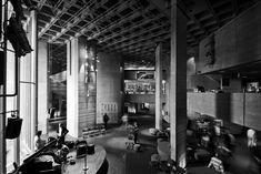 Royal National Theatre, Denys Lasdun