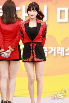 Hyun Young Hyun Young, Girl Bands, Pop Group, Kpop Girls, Asian Beauty, Gain, Peplum Dress, Dancer, Angels