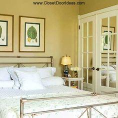 french closet doors in bedroom | Sliding Closet Doors Closet Doors