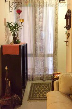 Design Decor & Disha: Indian Foyer Decor
