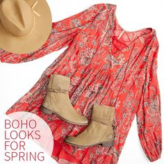 Got festival season on the brain? We'll get you Coachella ready in no time! HauteLook has everything from boho chic for rocking out in the desert, to the perfect spring outfit for a night in the city. Fashion doesn't play by the rules, so why should you? Get designer brand styles up to 70% off! ✨