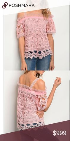 823e094e0fd0 Coming soon   ROSE TOP Fabric Content  100% POLYESTER Size Scale  S-M-L Size