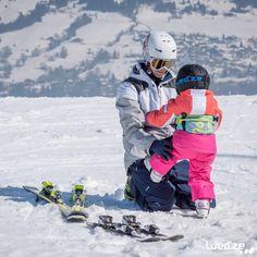 SKI SNOWBOARD LUGE Ski, Snowboard - SKIWIZ P BLEU WED'ZE - Matériel de ski alpin