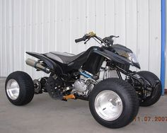 Ice Bear Atv R-7 - 250Cc Racing Quad from Motobuys.com