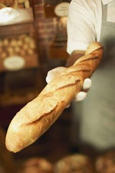 baguette for you?  YES PLEASE