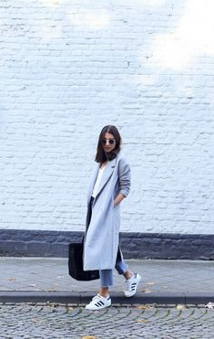 Trending: The Grey Coat | Basic Apparel