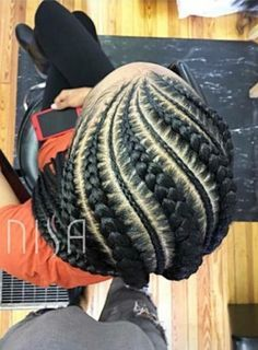 Cornrows Fire!