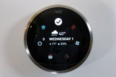 A month with Nest's latest smart thermostat http://amapnow.com http://my.gear.host.com http://needava.com http://renekamstra.com