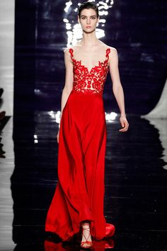Reem Acra Fall 2014 Ready-to-Wear Collection Slideshow on Style.com