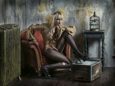 """Hasselblad Masters Book - """"Circus Life"""" by August Bradley, www.AugustBradley.com"""
