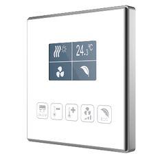 square_tmd-d6 KNX EIB Zennio Home Automation Installation Printable Customisable