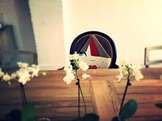 """""""A new item, a new interior :) by Simona Rizzi Romania, Interior Design, Twitter, Nest Design, Home Interior Design, Interior Designing, Home Decor, Interiors, Design Interiors"""