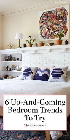 We asked real estate agents what bedroom trends and features they love seeing in today's bedrooms. Here are six bedroom trends they predict are here to stay. #bedrooms #bedroomtrends #bedroomdecor #bedroomideas #decoratingideas #2020trends #designtrends #2020decortrends