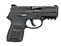 A rundown of four Sig Sauer handguns which offer fight-stopping firepower in pocket-friendly, lightweight designs! Sig Sauer, Handgun, Concealed Carry, American Made, Warfare, Edc, Fingers, Magazines, Guns