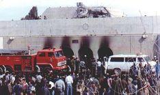 """13 lutego 1991 roku armia USA zbombardowała celowo przy użyciu """"inteligentnych bomb"""" cywilny bunkier w mieście Al-Amiriyya w Iraku. W ataku tym zginęło 408 osób (w tym 261 kobiet oraz 52 dzieci). Stany Zjednoczone nie mają najmniejszego prawa pouczać kogokolwiek o przestrzeganiu praw i swobód obywatelskich!"""