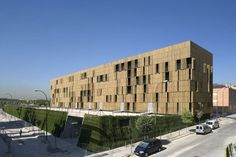 Carabanchel Social Housing - FOA Architects
