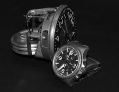 altimeter and chronometer