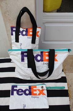 Tyvek fedex bags for ochobags