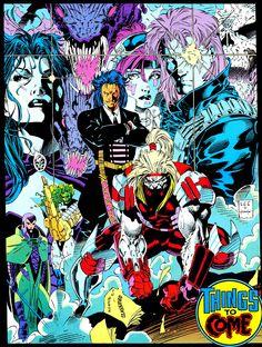 X-Villains by Jim Lee