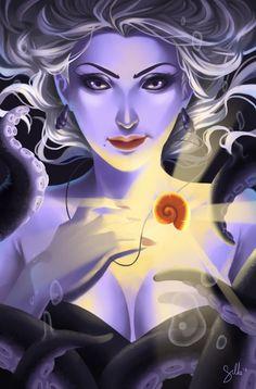 Ursula by Norm27 on deviantART