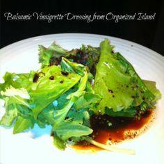 Balsamic Vinaigrette Dressing Recipe on Yummly