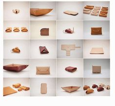 原创 手工 皮具 设计 f2st...@海漂采集到设计灵感(144图)_花瓣