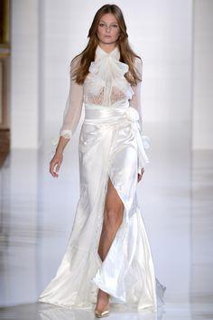 Valentin Yudashkin Spring/Summer 2013 - Paris Model: Eniko Mihali