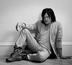 The Walking Dead Daryl Dixon 25,4cm von 20,3cm Bild