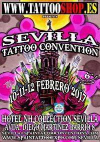 6ª Sevilla Tattoo Convention 2017 | Tattoo Filter. Tattoo Filter is a tattoo community, tattoo gallery and International tattoo artist, studio and event directory.