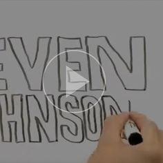 Assista ao vídeo: De onde vem boas idéias? #Designthinking