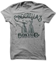 CINDERELLA'S BOXING | arquebus clothing