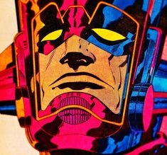 Galactus - art by Jack Kirby