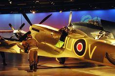Christchurch - Air Force Museum