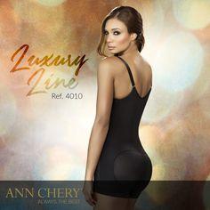 Shapewear for Women Ann Chery 4010 Latex Body Aide