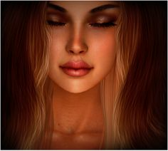 """Check out the Second Life Pic of the Day, """"If I close my eyes."""" by .::silvermoon::.."""