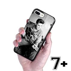 Elvis Presley Soldier Guitar iPhone 7 plus Case 7+ Cool h... https://www.amazon.com/dp/B01M0C3G9J/ref=cm_sw_r_pi_dp_x_W0i9xb4QCWWJ5