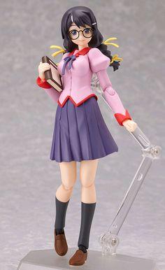 Buy Action Figure - Bakemonogatari Action Figure - Figma Hanekawa Tsubasa - Archonia.com
