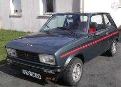Peugeot 104, Hatchbacks, Collectible Cars, Cabriolet, Loire, Dream Cars, Super Cars, Classic Cars, Parents