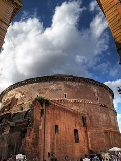 In the aftermath of the Battle of Actium (31 BC), Marcus Agrippa built and dedicated the original Pantheon during his third consulship (27 BC). Located in the Campus Martius, at the time of its construction, the area of the Pantheon was on the outskirts of Rome, and the area had a rural appearance. Under the Roman Republic the Campus Martius had served as a gathering place for elections and the army. However, under Augustus both institutions were deemed to be unnecessary within the city.