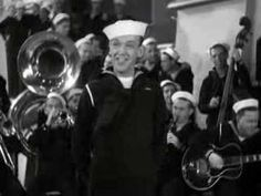Fred Astaire - Follow The Fleet (1936)- We Saw The Sea  Thought you would love this (and die laughing like I did.... yes I came back from the afterlife to pin this on your board.)